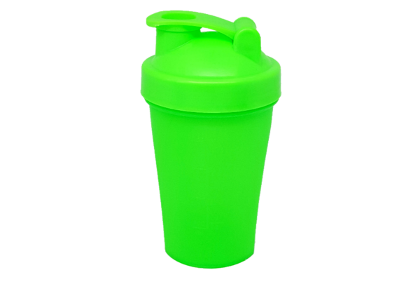 Шейкер 400 мл зелёный