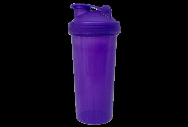 Шейкер 700 мл фиолетовый
