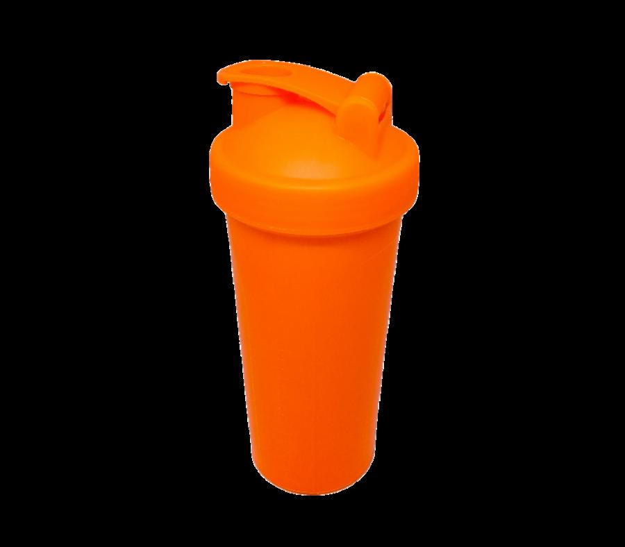 Шейкер 700 мл оранжевый