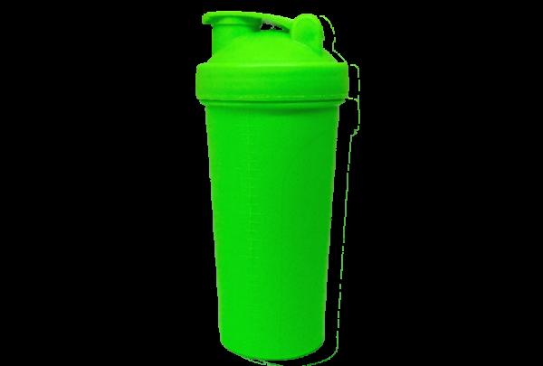 Шейкер 700 мл зелёный