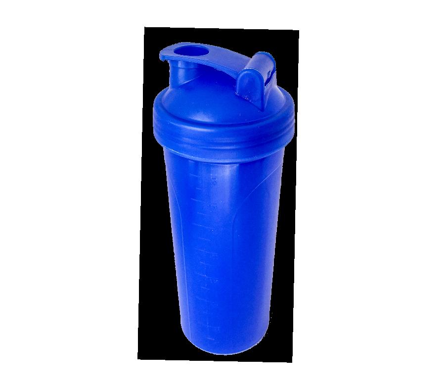 Шейкер 700 мл синий